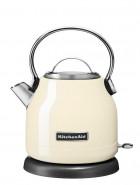 Чайник KitchenAid электрический, 1,25 л, кремовый, 5KEK1222EAC
