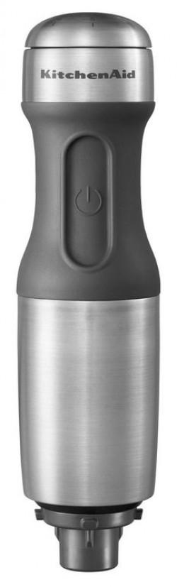 Блендер-гомогенизатор погружной, 5 скоростей, нержавеющая сталь, 5KHB2571ESX, KitchenAid