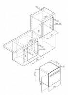 Электрический духовой шкаф Graude BM 60.2 W