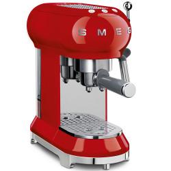 Кофемашина-эспрессо SMEG ECF01RDEU