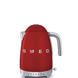 Чайник электрический с регулируемой температурой SMEG KLF02RDEU