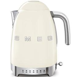 Чайник электрический с регулируемой температурой SMEG KLF04CREU