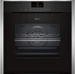 Встраиваемый электрический духовой шкаф NEFF B87VS24N0