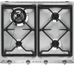 Газовая варочная панель SMEG SR964XGH