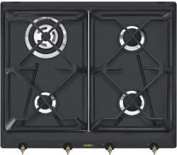 Газовая варочная панель SMEG SRV864AOGH
