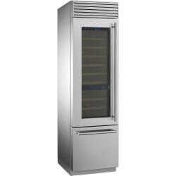 Винный холодильник SMEG WF366LDX