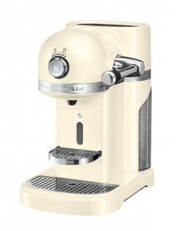 Капсульная кофемашина KitchenAid Nespresso, кремовая, 5KES0503EAC