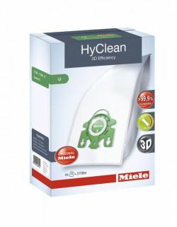 Мешки-пылесборники TYP U HyClean 3D