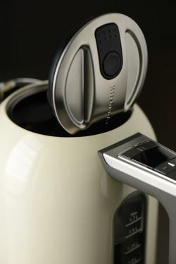 Чайник электрический, 1.7 л, кремовый, 5KEK1722EAC, KitchenAid