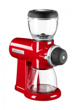 Кофемолка красная, 5KCG0702EER, KitchenAid Artisan