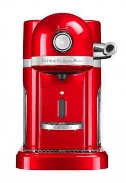 Капсульная кофемашина KitchenAid Nespresso, красная, 5KES0503EER