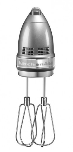Ручной миксер KitchenAid, серебристый, 5KHM9212ECU