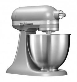 Планетарный Миксер KitchenAid MINI Artisan 3.3л.,матовый серый, 5KSM3311XEFG