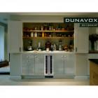 Винный холодильник Dunavox DX-7.20SSK/DP