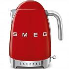 Чайник электрический с регулируемой температурой SMEG KLF04RDEU