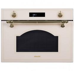 Компактный духовой шкаф с СВЧ и грилем Graude MWGK 45.0 EL