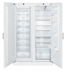 Холодильник с морозильником Liebherr SBS 70I2