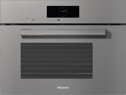 Пароварка Miele с СВЧ DGM7840 GRGR графитовый серый
