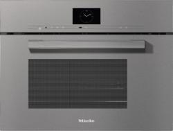 Пароварка Miele с СВЧ DGM7640 GRGR графитовый серый