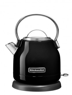 Чайник KitchenAid электрический, 1,25 л, черный, 5KEK1222EOB