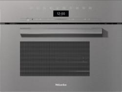 Пароварка Miele с СВЧ DGM7440 GRGR графитовый серый