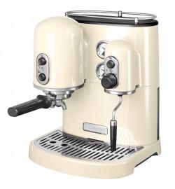 Кофеварка Artisan Espresso,кремовая, 5KES2102EAC, KitchenAid