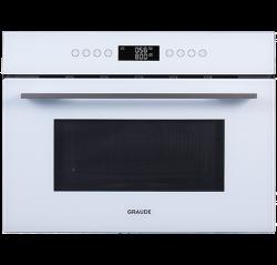 Компактный духовой шкаф с СВЧ и грилем Graude MWG 45.0 W