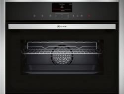 Компактный паровой духовой шкаф NEFF C17FS42N0