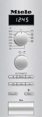 Микроволновая печь Miele M 6012 SC EDST